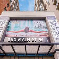 Rental info for 150 Main