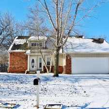 Rental info for $1175 3 bedroom Apartment in Northwest Indianapolis in the 46278 area