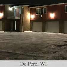 Rental info for Save Money with your new Home - De Pere