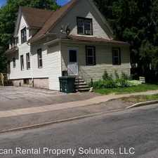 Rental info for 557 Glide St - Unit 1 in the Rochester area