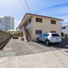 Rental info for 2245 Date St. - DAT001 in the Honolulu area