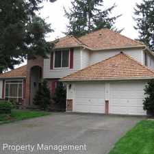 Rental info for 8614 165th St Ct E