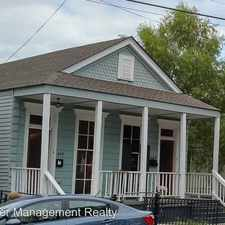 Rental info for 643-45 S. Dupre Street - 643 S Dupre in the Gert Town area
