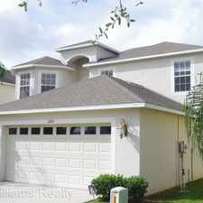 Rental info for 13459 Fladgate Mark Drive