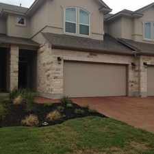 Rental info for 13400 Briarwick Dr Unit 1003 in the Cedar Park area