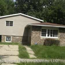 Rental info for 13439 S Clifton Park Ave Cook County in the Blue Island area