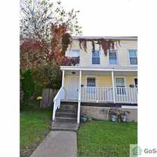 Rental info for 2507 Ridgley St, Baltimore, MD in the Baltimore area