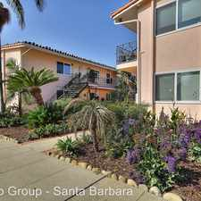 Rental info for 118-122 Los Aguajes Avenue - 2 in the West Downtown area