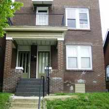 Rental info for 4628 S. Compton Ave. 1st Flr in the Mount Pleasant area