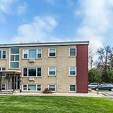Rental info for 2447 County Road B W in the Minneapolis area