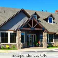 Rental info for Independence Luxurious 3 + 2. Parking Available!