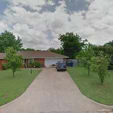 Rental info for Single Family Home Home in Chickasha for Owner Financing