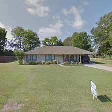 Rental info for Single Family Home Home in Amory for For Sale By Owner