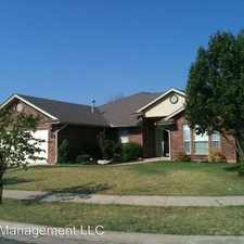 Rental info for 15601 Stone Meadows Dr.