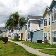 Rental info for Pemberly Palms in the Vero Beach South area