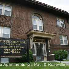 Rental info for 1940 Grand Ave - 203 in the St. Paul area