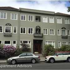 Rental info for 3110 College Avenue - 01 in the Oakland area