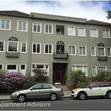 Rental info for 3110 College Avenue - 05 in the Oakland area