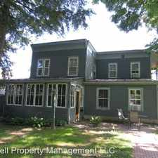 Rental info for 20 Madison Avenue in the Saratoga Springs area