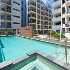Rental info for One bedroom Unfurnished Apartment with a Perfect South Brisbane Address! in the Brisbane City area