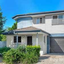 Rental info for Private position - tranquil surrounds in the Mitchelton area
