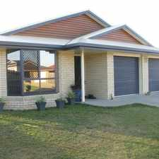 Rental info for LARGE PET FRIENDLY HOME WITH ADDITIONAL DOUBLE BAY SHED! in the Rural View area