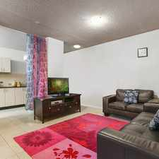 Rental info for Large Two bedroom apartment in the Rosebery area