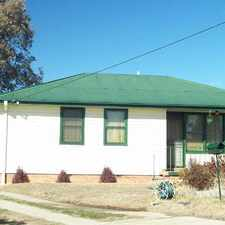 Rental info for UNDER APPLICATION - Neat three bedroom house.
