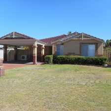 Rental info for BEAUTIFULLY PRESENTED 4x2 HOME - HANDY LOCATION