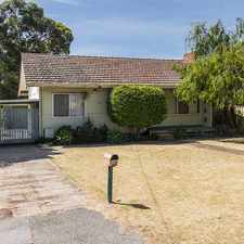 Rental info for CHARACTER HOME WITH A SPACIOUS BACKYARD