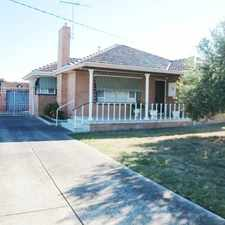 Rental info for VERY APPEALING - CLOSE TO STATION AND SHOPS! in the Melbourne area