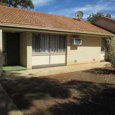 Rental info for Secluded Quiet Location in the Whyalla area