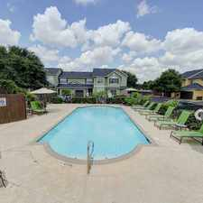 Rental info for Castle Hills Townhomes
