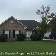 Rental info for 430 Belle Grove Circle