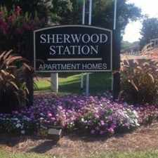 Rental info for Sherwood Station