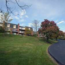 Rental info for Mariemont Trails Apartments