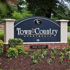Rental info for Town and Country