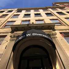 Rental info for 430 West Diversey Parkway in the Lincoln Park area