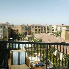 Rental info for North Park Apartment Village in the San Jose area