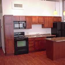 Rental info for A T Lewis Lofts/Rio Grande Lofts