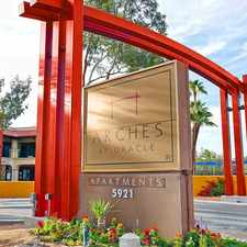 Rental info for Arches at Oracle Apartments