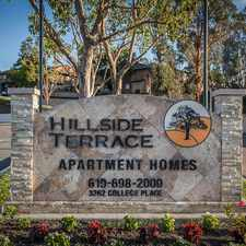 Rental info for Hillside Terrace