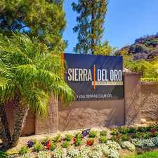 Rental info for Sierra Del Oro