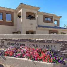 Rental info for Village Sereno