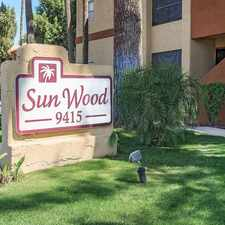 Rental info for Sun Wood Apartments