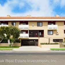 Rental info for 3974 MOORE ST., APT. 105 in the Marina del Rey area