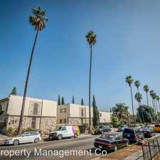 Rental info for 926 N. Normandie Ave. - #02 in the East Hollywood area