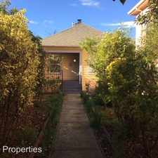 Rental info for 2332 McKinley in the Oakland area