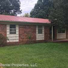 Rental info for 109 N. 10th Ave in the Paragould area
