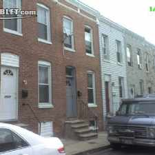 Rental info for $1097 2 bedroom Townhouse in Baltimore City Baltimore Central in the Remington area